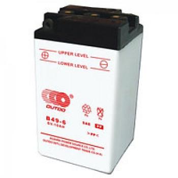 Аккумулятор MOTO В49-6 OUTDO (6V, 10Ah) (белый)
