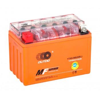 Аккумулятор MOTO YTX 7A-BS (12V, 7A) (mf)