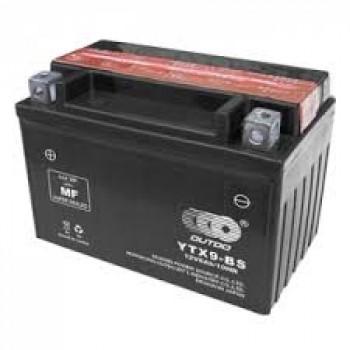 Аккумулятор MOTO YTX 7L-BS OUTDO (12V, 6A)