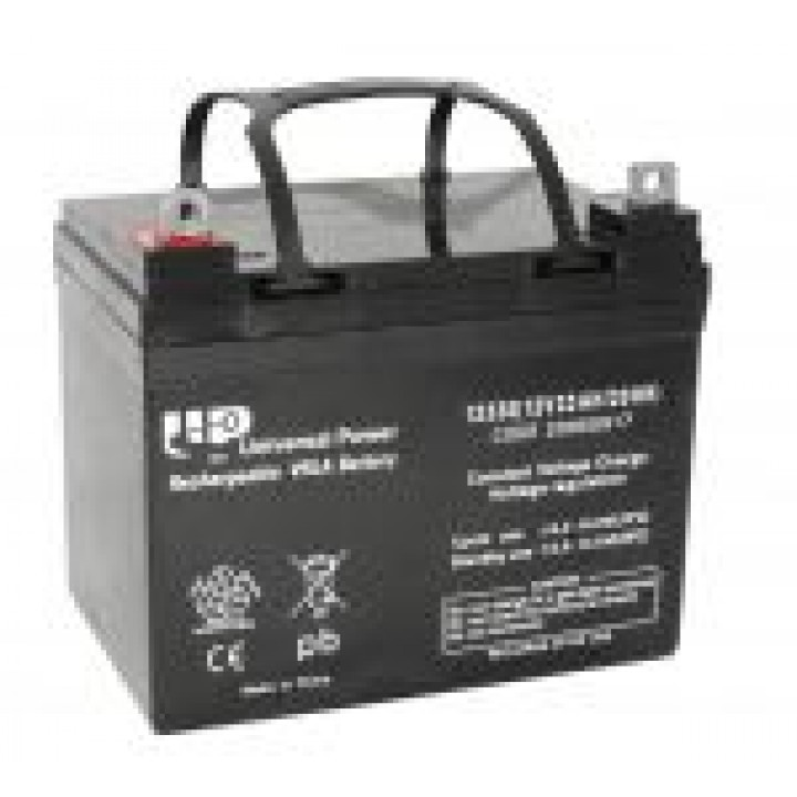 Аккумулятор OT OUTDO 12-70 (12V,70Ah) (черный)