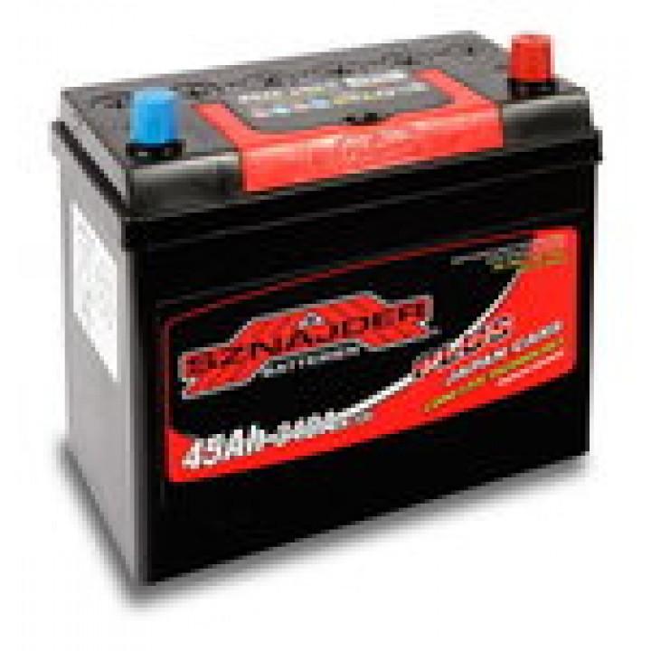 Автомобильный аккумулятор SZNAJDER Plus Jp 6СТ- 45Aз 340A R (545 23)