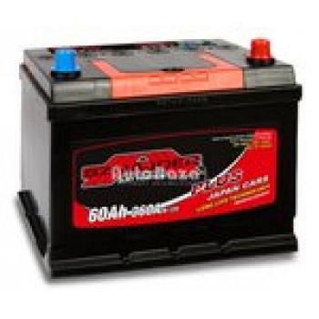 Автомобильный аккумулятор SZNAJDER Plus Jp 6СТ- 60Aз 460A R (560 68)