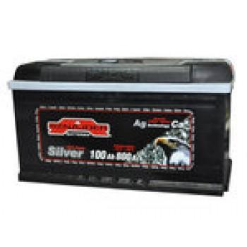 Автомобильный аккумулятор SZNAJDER Silver 6СТ- 100Aз 800A R (600 25)