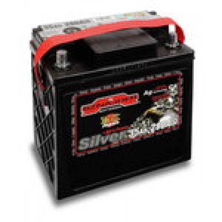 Автомобильный аккумулятор SZNAJDER Silver Jp 6СТ- 35Aз 280A L (535 72)