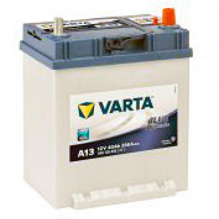 АКБ VARTA 6CT-40Aз 330A L JP 540 127 033 BD (A15)