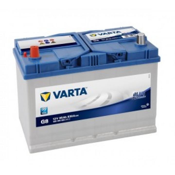 АКБ VARTA 6CT-95Aз 830A L JP 595 405 083 BD (G8)