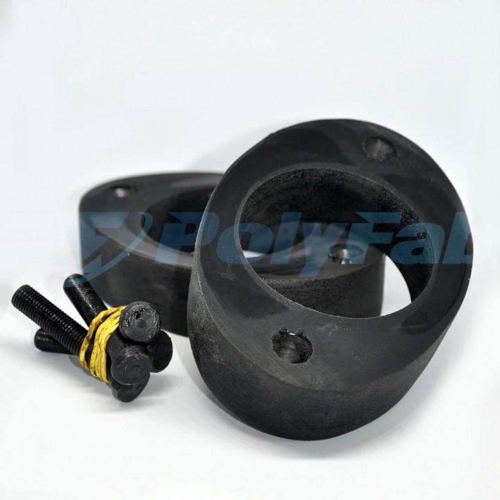 Комплект проставок на заднюю подвеску для автомобиля Lifan (32-15-002 30 мм)