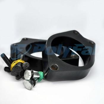Комплект проставок на заднюю подвеску для автомобиля BYD (45-15-002 30мм)