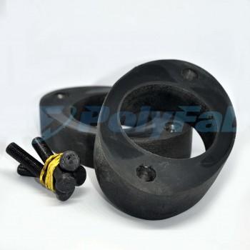 Комплект проставок на задние амортизаторы для автомобиля Citroen (37-15-006/30 30 мм)