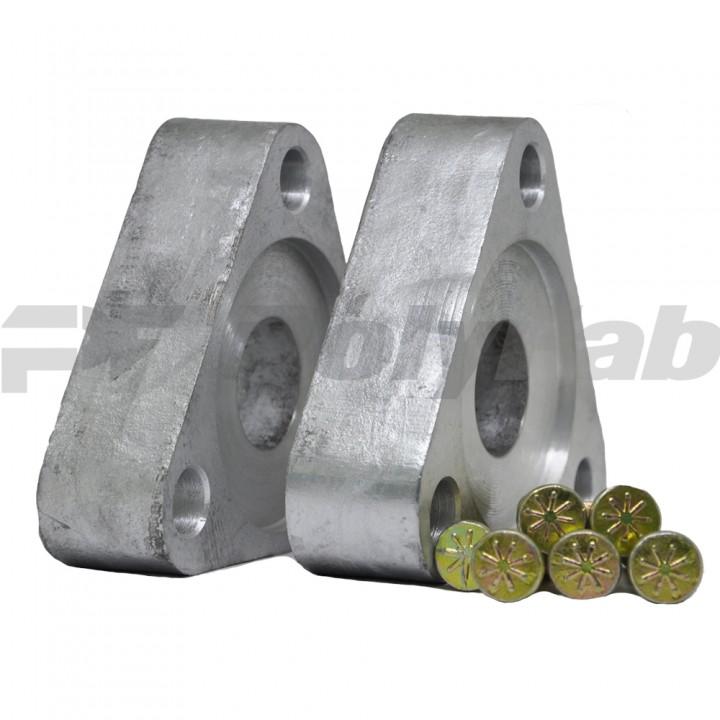 Алюминиевые проставки на переднюю подвеску для автомобиля Ford (14-15-004МН 30 мм)