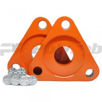 Алюминиевые проставки на переднюю подвеску для автомобиля Ford (14-15-004М 30 мм)