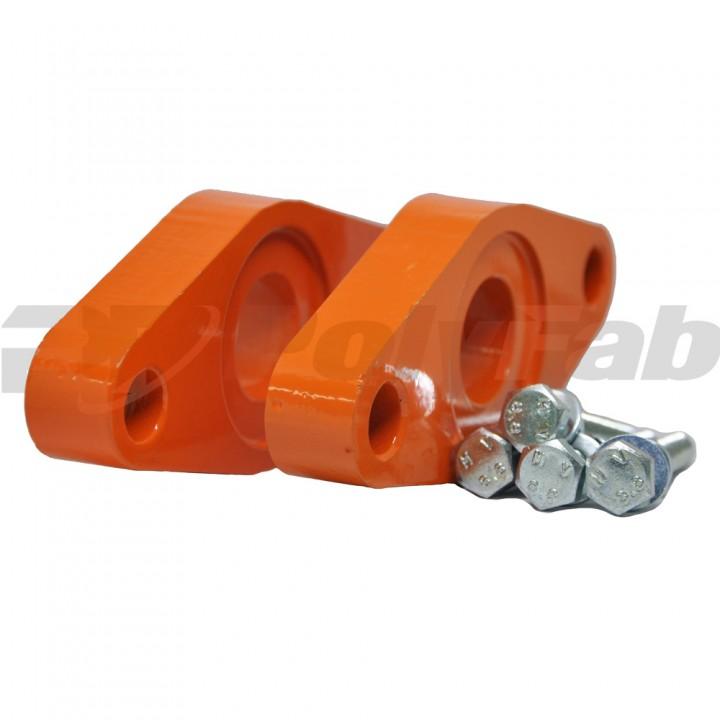 Проставки на задние амортизаторы для автомобиля Ford (14-15-018М 20 мм)