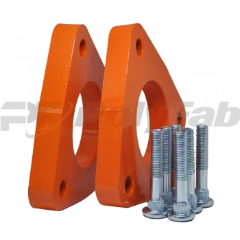 Проставки на переднюю подвеску для hyundai алюминиевые 20мм (19-15-007М20)