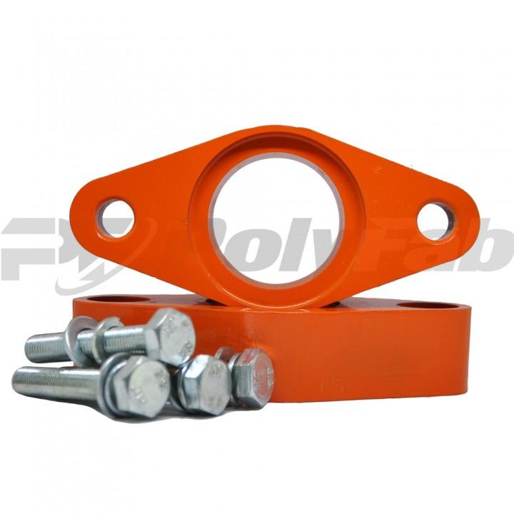 Проставки опор задних амортизаторов KIA алюминиевые 30мм (17-15-030M30)