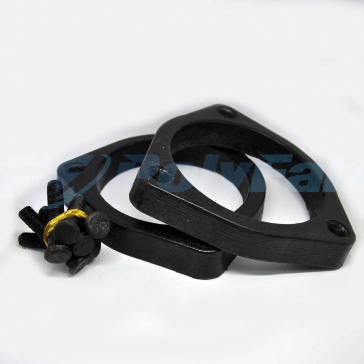 Проставки на переднюю подвеску для увеличения клиренса для hyundai (19-15-013 20 мм)