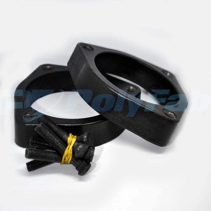 Проставки на переднюю подвеску для увеличения клиренса для hyundai (19-15-013 30 мм)