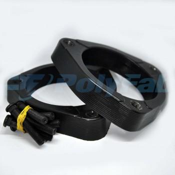 Проставки на переднюю подвеску для увеличения клиренса для kia (17-15-008 30 мм)