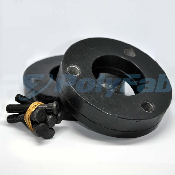 Проставки на переднюю подвеску для увеличения клиренса для kia (17-15-009 40 мм)