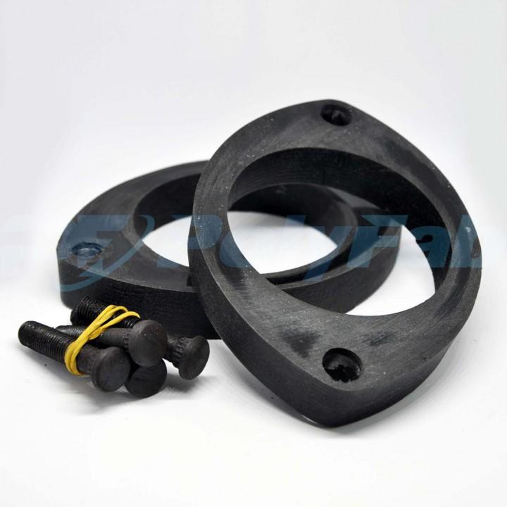 Проставки на переднюю подвеску для увеличения клиренса для kia (17-15-014 20 мм)