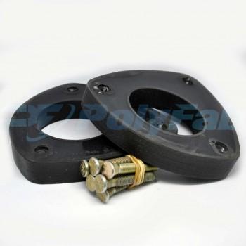 Проставки на переднюю подвеску для увеличения клиренса для kia (17-15-022 20 мм)