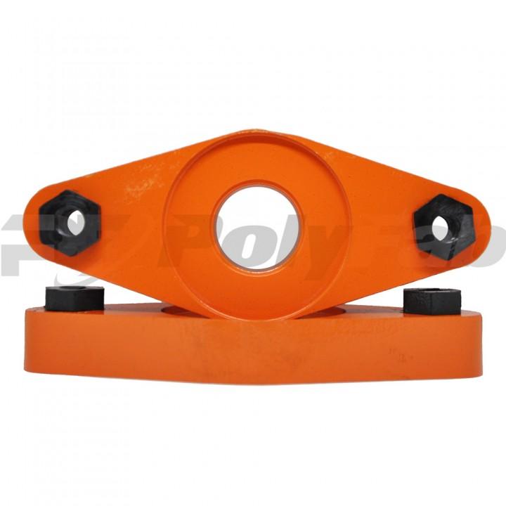 Проставки задних амортизаторов для автомобиля Mazda алюминиевые 20мм  (04-15-027М20)