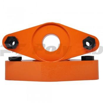 Проставки задних амортизаторов для автомобиля Mazda алюминиевые 30мм  (04-15-027М30)