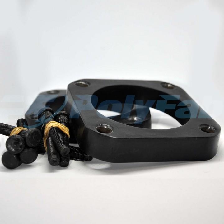 Проставки на заднюю подвеску для автомобиля Mazda полиуретановые 20мм (04-15-100/20)