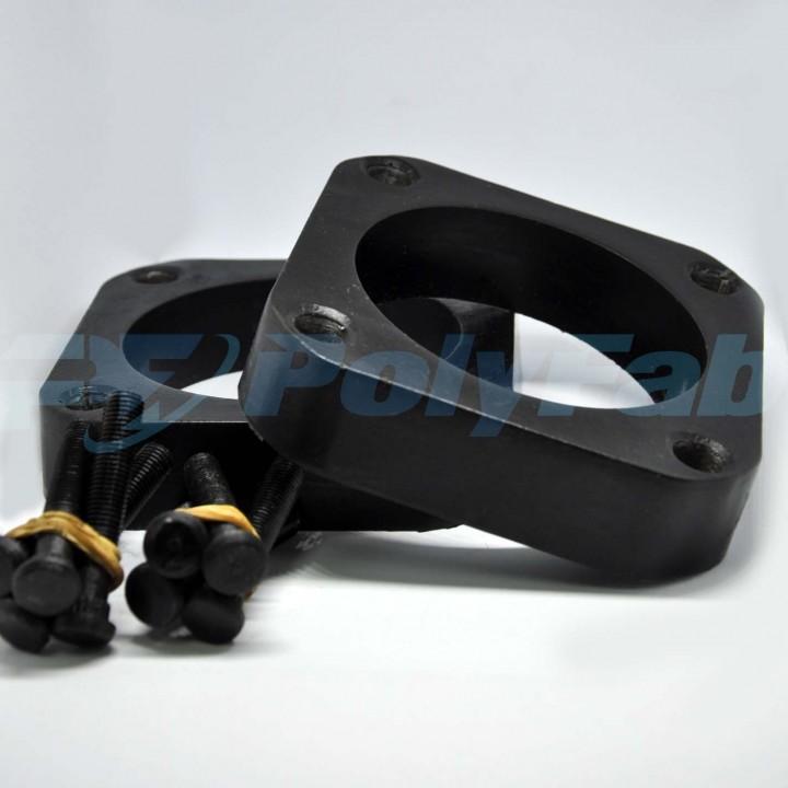Проставки на заднюю подвеску для автомобиля Mazda полиуретановые 30мм (04-15-100/30)