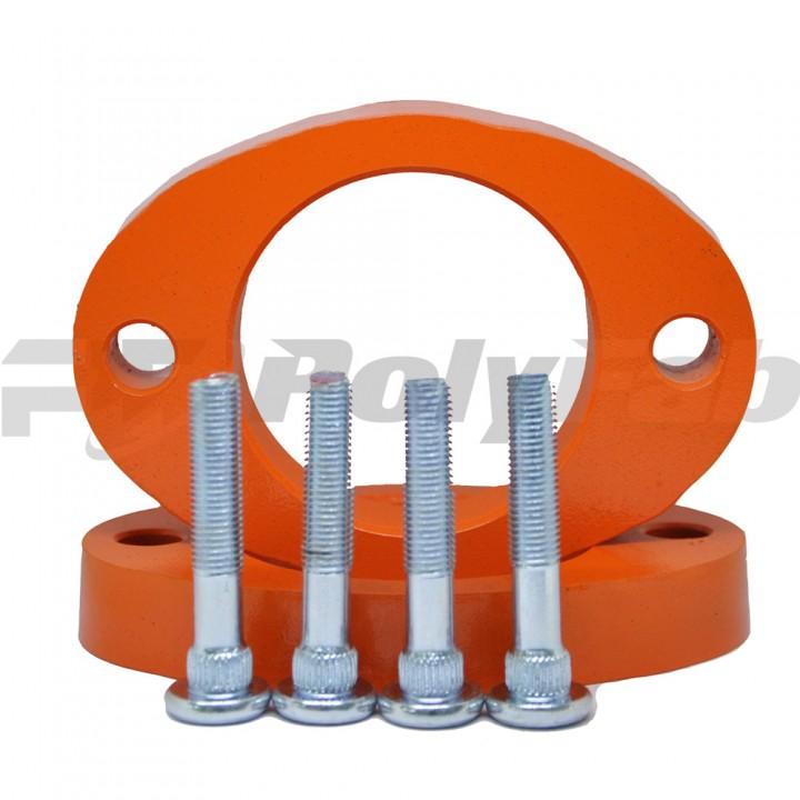 Проставки опор задних амортизаторов Citroen алюминиевые 20мм (37-15-006М20)