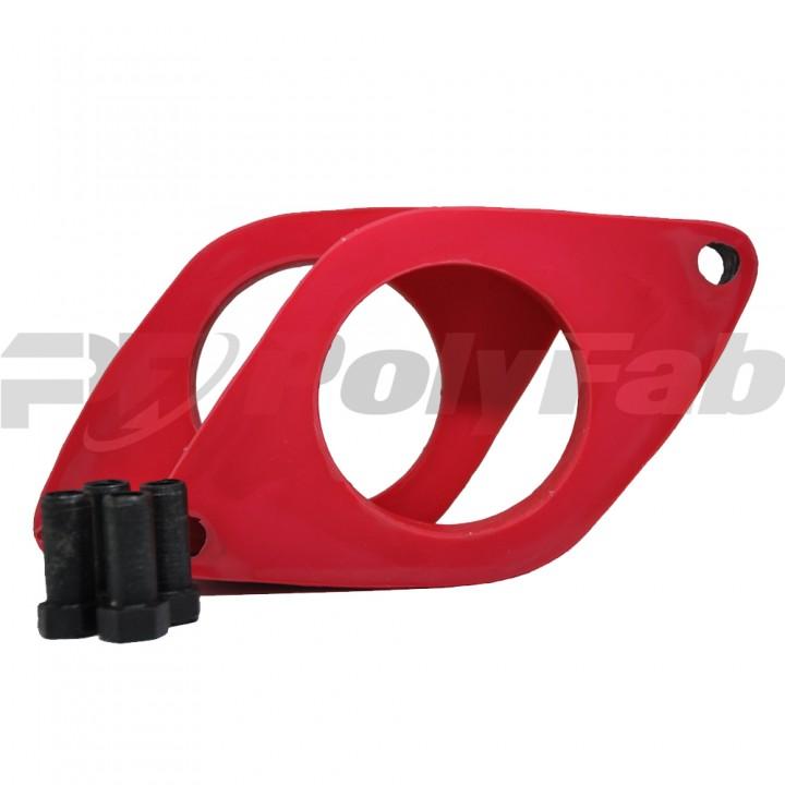 Проставки на заднюю подвеску для автомобиля Nissan (02-15-003 30 мм)