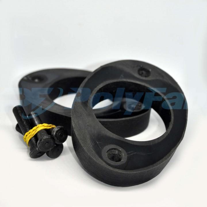 Комплект проставок на задние амортизаторы для автомобиля Peugeot (36-15-008/20)