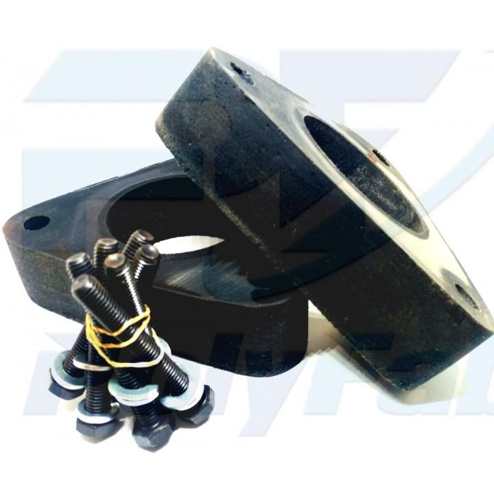 Проставки на переднюю подвеску для автомобиля Renault zoe 16-15-102 25 мм