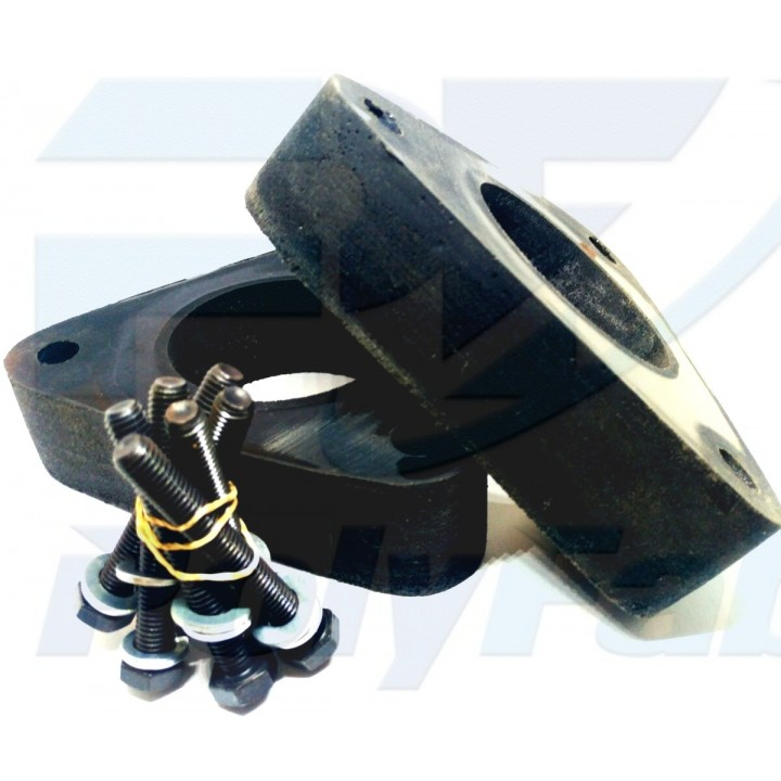 Проставки на переднюю подвеску для автомобиля Renault zoe 16-15-102 35 мм