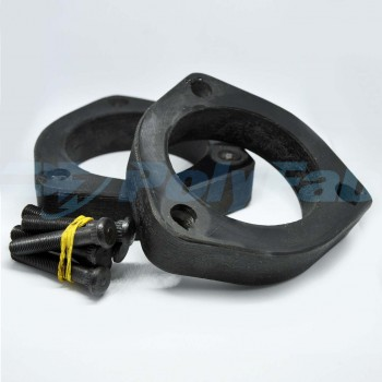 Комплект проставок на переднюю подвеску для автомобиля Skoda (40-15-010 30 мм)