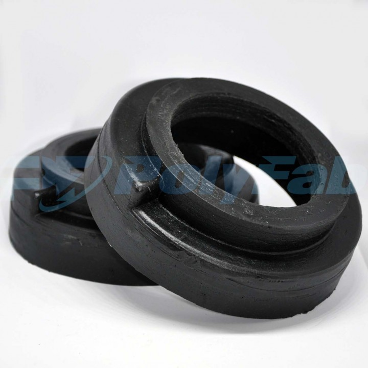 Проставки на заднюю подвеску для автомобиля SsangYong (Зависимая подвеска!) (23-15-002 30 мм)