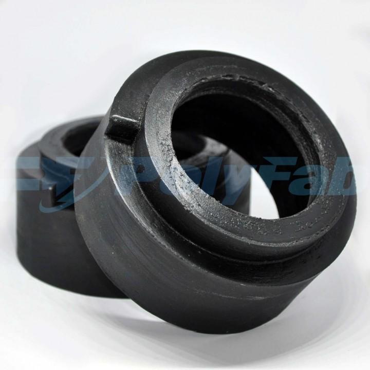 Проставки на заднюю подвеску для автомобиля SsangYong (Зависимая подвеска!) (23-15-002 40 мм)