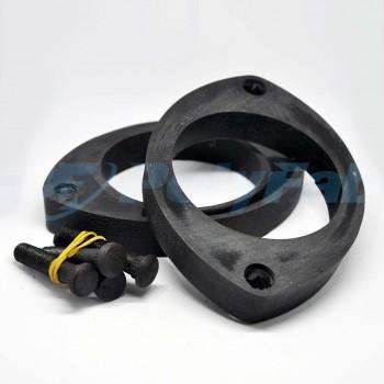 Проставки на заднюю подвеску для автомобиля audi (12-15-003 20 мм)