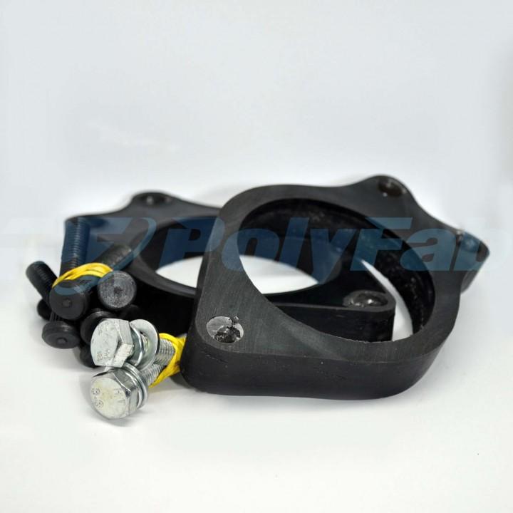 Комплект проставок на заднюю подвеску для автомобиля Geely (46-15-002 20 мм)