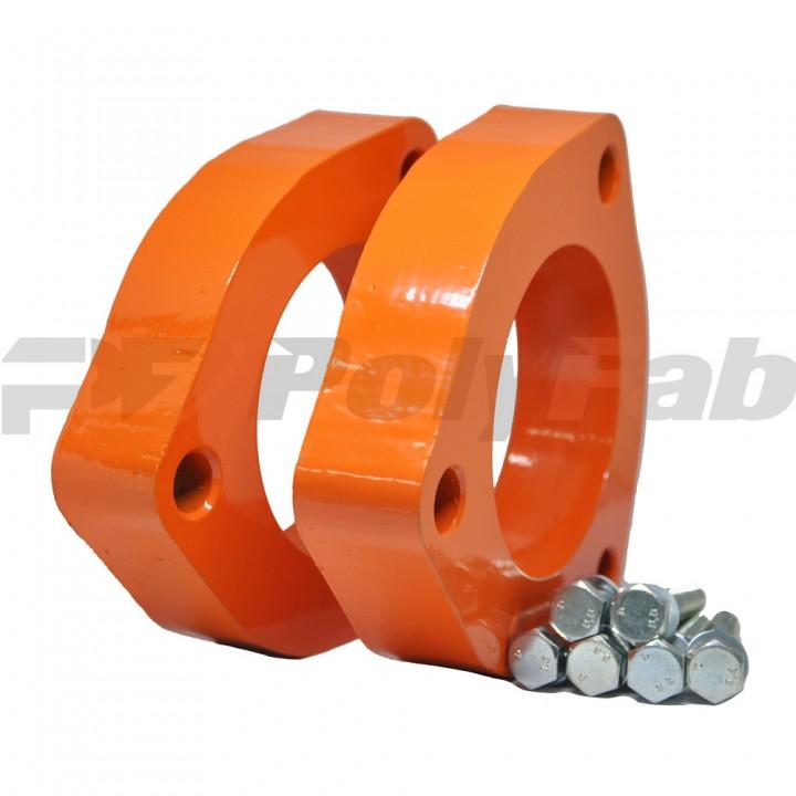 Проставки опор передних стоек Skoda алюминиевые 30мм (40-15-005М30)