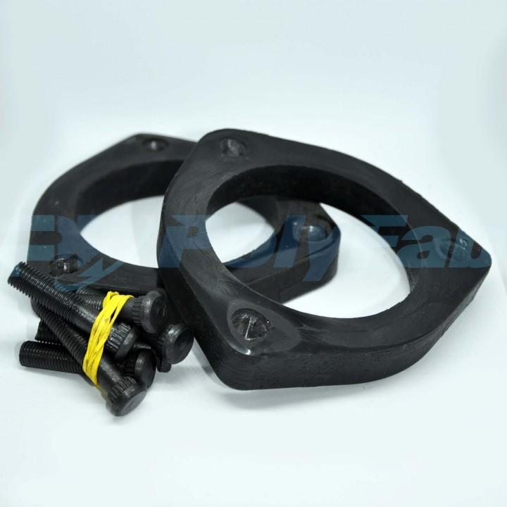 Комплект проставок на переднюю подвеску для автомобиля Volkswagen (33-15-007 20 мм)